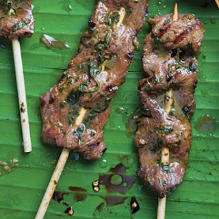 Beef Satay Recipe