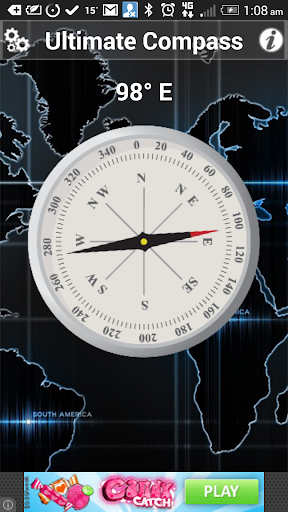 Ultimate Compass for Android