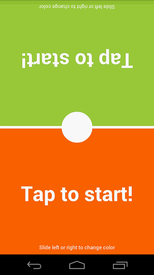 Tap Battle - screenshot