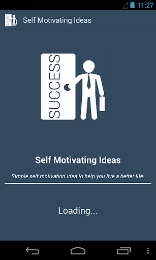 Self Motivating Ideas