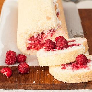 Raspberry Roll.