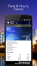 AccuWeather Platinum Screenshot 19