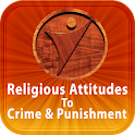 Religious Attitudes Punishment icon