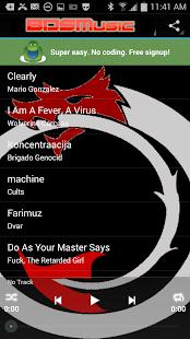 BDSMusic: Protos Screenshot 1