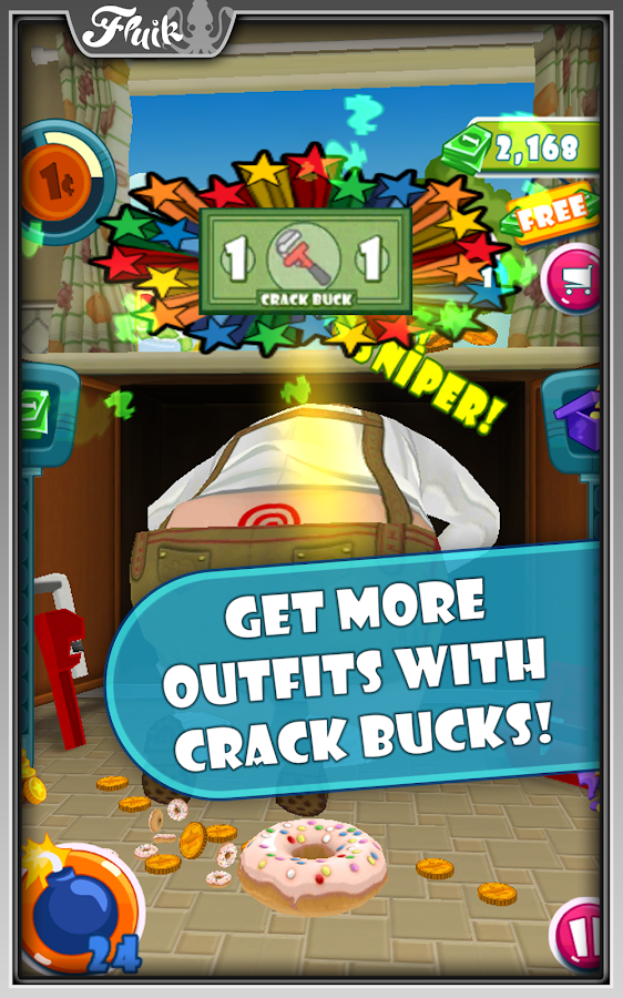 Plumber Crack - screenshot