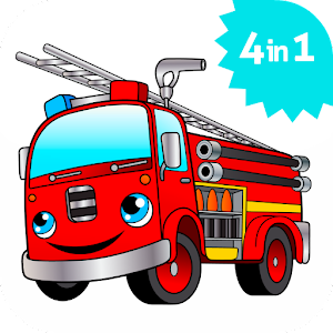Fire Truck games for kids lite for PC and MAC