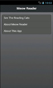 Meow Reader - screenshot thumbnail