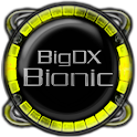 Bionic Launcher Theme Yellow