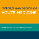 Oxford Handbook of Acute Med 3 logo