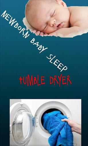 Baby Sleep : Tumbler Dryer