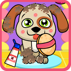 Dog Wash Caring Game for PC and MAC