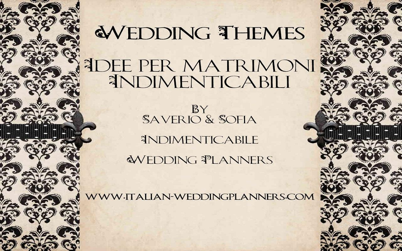 MATRIMONIO A TEMA - screenshot