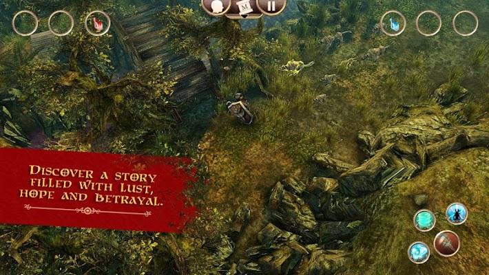 Iesabel- screenshot