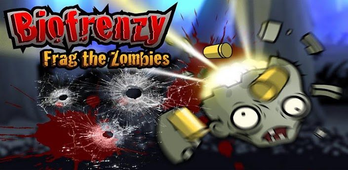 Biofrenzy: Frag The Zombies!!