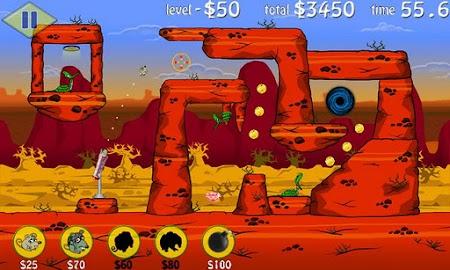 Lazy Snakes Screenshot 1