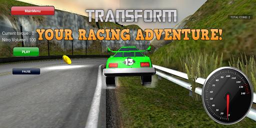 Transformers: Racing Adventure
