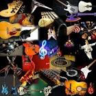 Guitar Collage Live Wallpaper icon