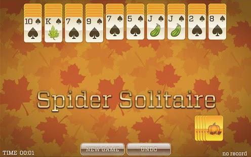 3 card klondike solitaire fall