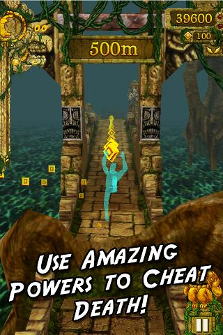 Temple Run - screenshot