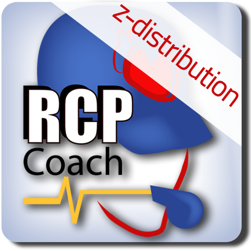 RCP Coach z-distribution 醫療 App LOGO-APP開箱王