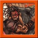 Spartacus Blood & Sand #3 logo