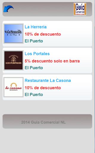 【免費購物App】Guía Comercial NL-APP點子