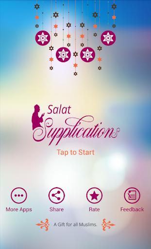 Salat Supplications