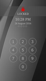 App Lock (Keypad) - screenshot thumbnail