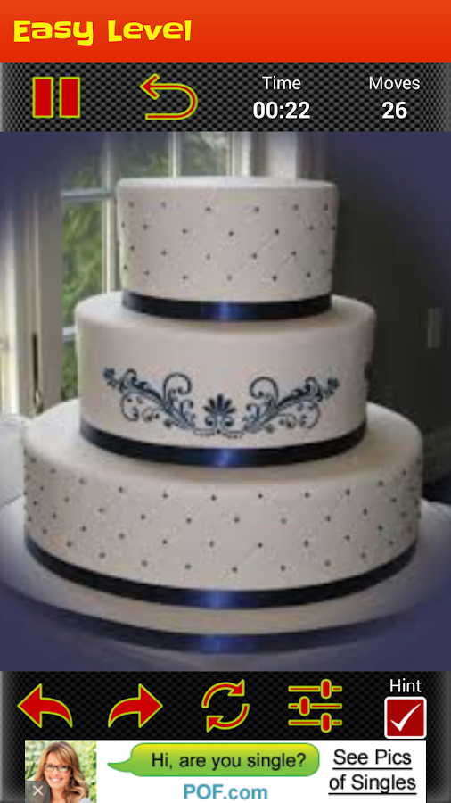 Play Design Your Wedding Cake : Tile Puzzle Wedding Cake Game - Android Apps on Google Play
