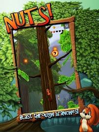 Nuts!: Infinite Forest Run Screenshot 6