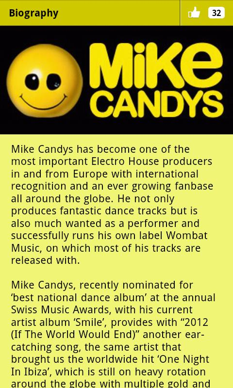Mike Candys - screenshot