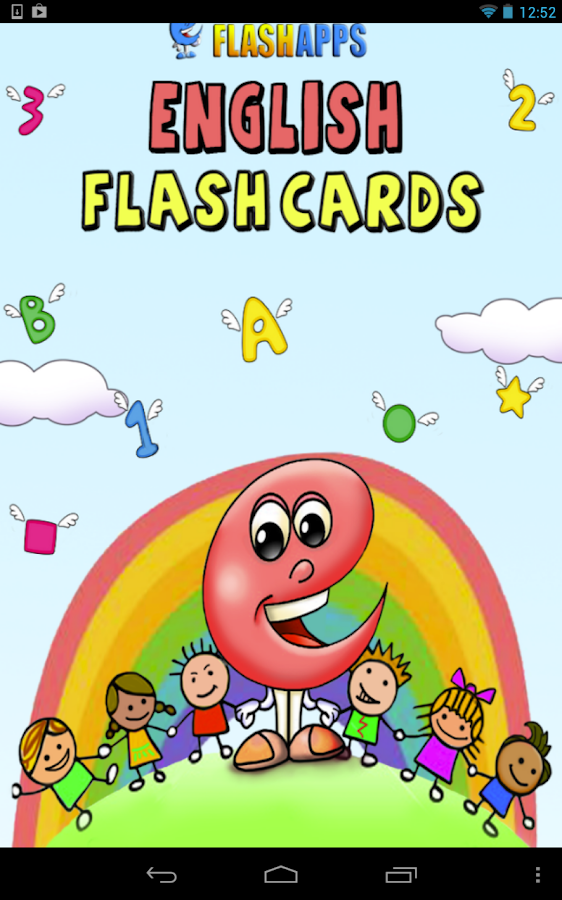 Baby Flash Cards Plus for Kids - screenshot