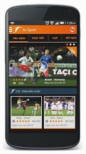 Link xem trực tiếp bóng đá chia sẻ link sopcast các trận bóng hay