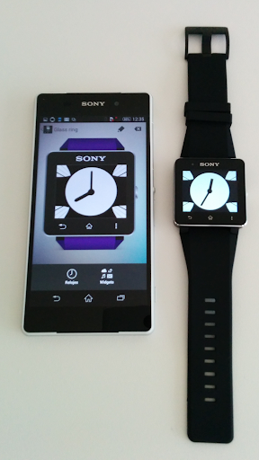 Analog Clocks for SmartWatch 2