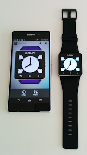 Analog Clocks for SmartWatch 2