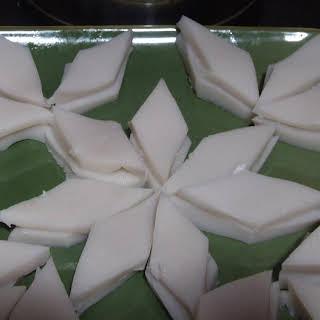 Kinnathappam (a coconut dessert)Steamed Pancake.