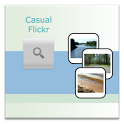 Casual Flickr icon