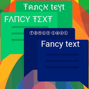 fancy text apk download