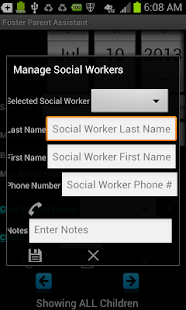 Foster Parent Assistant - screenshot thumbnail