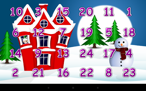 Christmas Advent Calendar 2014 - screenshot thumbnail