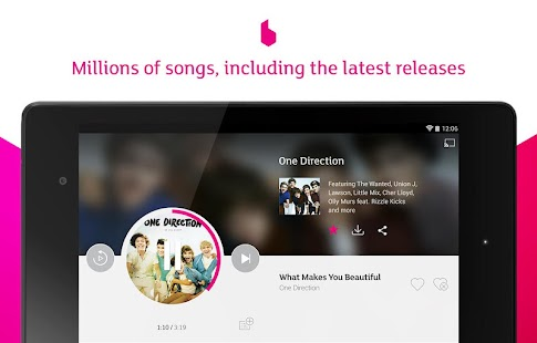 blinkbox Music Screenshot 12