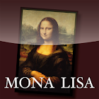 Mona Lisa Pizza icon