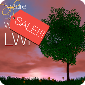Nature Live Weather 3D LWP Gratis