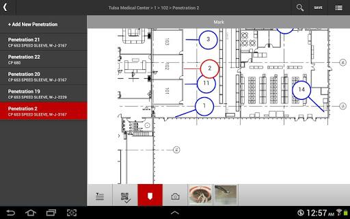 Hilti Firestop Documentation Lietotnes (APK) bezmaksas lejupielādēt Android/PC/Windows screenshot