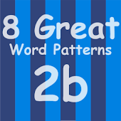 8 Great Word Patterns Level 2b
