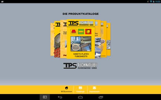 TPS Technitube Kataloge