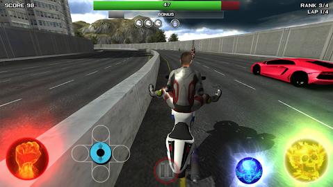 Race Stunt Fight 3!    ★FREE★ Screenshot 8