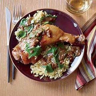 Chicken Legs Spinach Recipes.