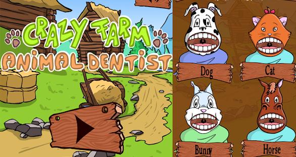 瘋狂農場動物牙醫女孩