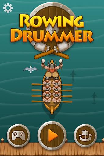 Rowing Drummer